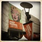 #hongkong# … Jour J+9, Andy Warhol au Museum of Art