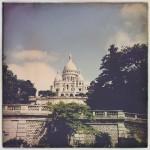 #paris# Montmartre vu par Hipstamatic …
