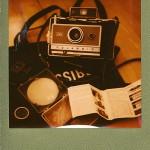 Plus près de toi. Toujours plus près … kit close-up pour polaroid Automatic 240