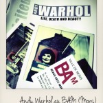 Andy Warhol … Life, death and beauty
