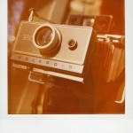 Polaroid 779 … so vintage