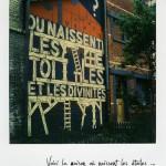 #streetaroid# Vous avez dit graffiti ?