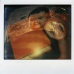 Double exposition avec le Polaroid Image Spectra