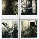 #pola²# espace piranésien … fresque Jean Pattou, Euralille