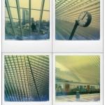 #pola²# … Du côté de Liege Guillemins et de Calatrava